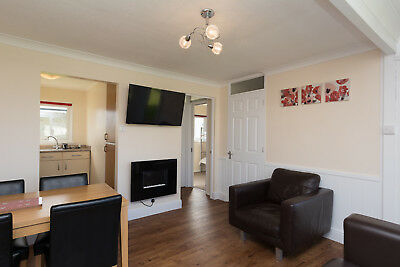 UK 5 July couples holiday let self catering Norfolk Broads Great Yarmouth beach