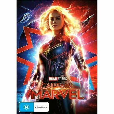 Captain Marvel : NEW DVD : Aus Stock :*THURSDAY SPECIAL ABSOLUTE CRAZY PRICE