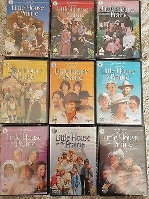 Little House On The Prairie - Series 1- 9