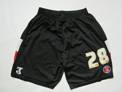CHARLTON Athletic #28 player issue shorts JOMA 2008-09 The Addicks adult SIZE L