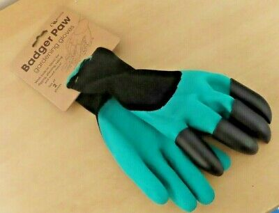 Badger Paw Garden Gloves Best Gift for Gardeners Digging Claws 1 size fits all!