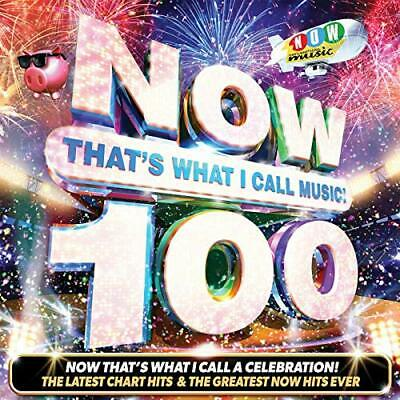 Now That's What I Call Music 100 [2 Cd] New & Sealed