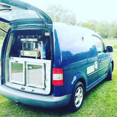 Coffee Van,VW Caddy,Business ready to go. Quality Fitout