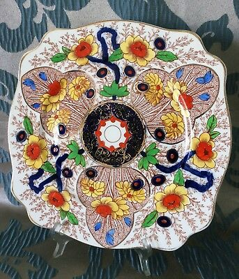 Antique 1900 Royal Staffordshire England ~ Cairo 8920 ~ Hand Painted Plate