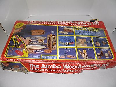 Jumbo Woodburning Kit