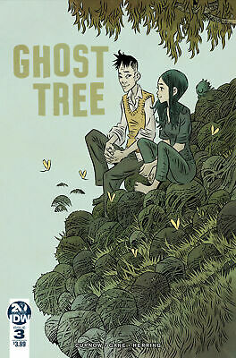 Ghost Tree #3 (IDW 2019) Cover A Gane