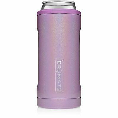 Hopsulator Slim Double-walled Stainless Steel Insulated Can Cooler for 12 Oz Sli