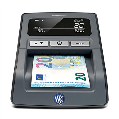 Counterfeit Money Detector -Safescan 155-S Automatic And Accurate 7-Point Scan