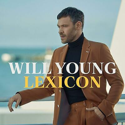 WILL YOUNG LEXICON CD New Release JUNE 21St 2019 Brand New