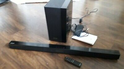 Samsung Sound Bar / Subwoofer PS WH450 Excellent Condition Hardly used