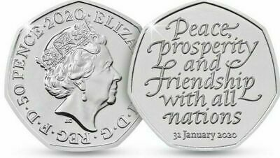 Sherlock Holmes 2019 50p with capsule UNCIRCULATED from a Royal Mint Sealed Bag