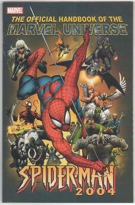 Official Handbook of the Marvel Universe: Spider-Man 2004 - NM