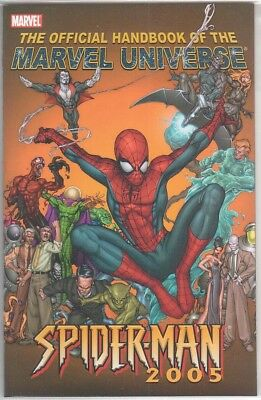 Official Handbook of the Marvel Universe: Spider-Man 2005 - NM