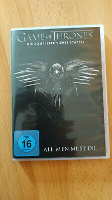 Game of Thrones - Staffel 4 [DVD]