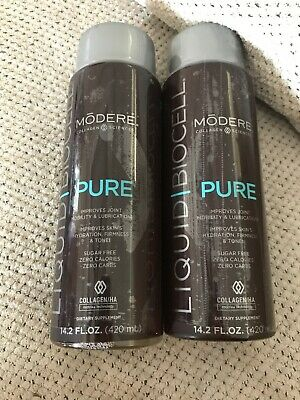 MODERE -  LIQUID BIOCELL (Pure) - Collagen Product  2 Pack