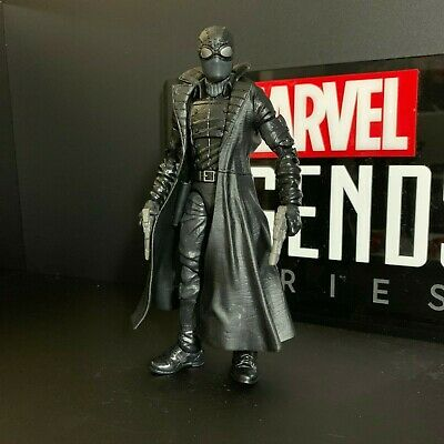 Marvel Legends Spider-Man Noir Lizard Build-A-Figure Series Into the Spiderverse