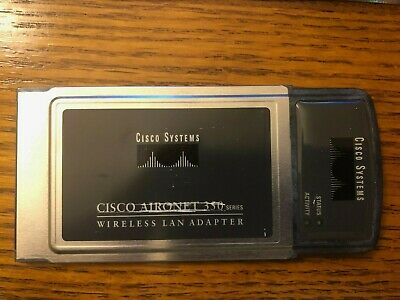 DRIVERS UPDATE: CISCO AIRONET 350 SERIES PCMCIA