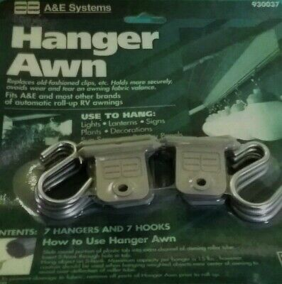 7 Piece A/&E Systems 930037 Hanger Awning,