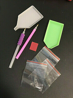 Diamond Art Painting TOOLS and GEMS Replacements TONS of Colors!