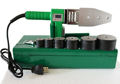 PPR Electronic Thermostat Hot Melt Machine Welding Welder Water Pipes 110V