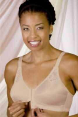 df1a5ce8454 Jodee 321 Contemporary Mastectomy bra with front & back hooks various sizes  NEW