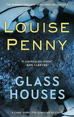 Glass Houses: A Chief Inspector Gamache Mystery, Book 13 by Louise Penny Paperba