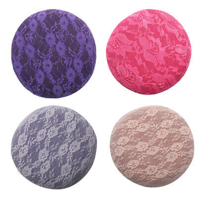 Prettyia Round Fascinator Base Pillbox Hat DIY Material Millinery Supplies