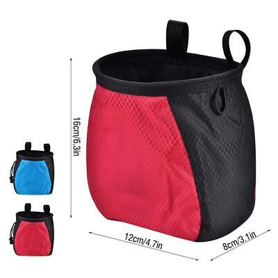 Outdoor Rock Climbing Chalk Bag Gymnastics Weightlifting Bouldering Chalk Bag GG