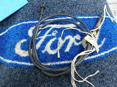 Ford Sierra Mk1 Cosworth Throttle Cable Nos Genuine Ford
