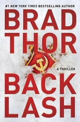 Backlash: A Thriller by Brad Thor: Used