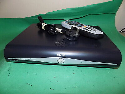 SKY HD BOX DIGIBOX TV SATELLITE RECEIVER DRX890 Slim 500GB HDD RECORDER+REMOTE