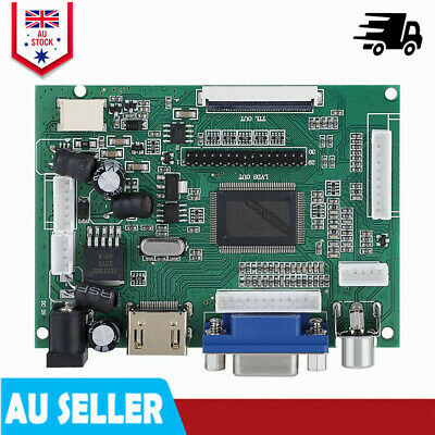 9'' HD LCD Display Module HDMI Driver Board for Raspberry Pi Apply to Devices AU