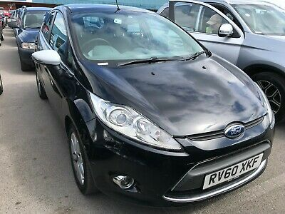 60 Ford Fiesta 1.2 82 Zetec - Alloys, Aircon, 1Owner *£125 A Year Tax*
