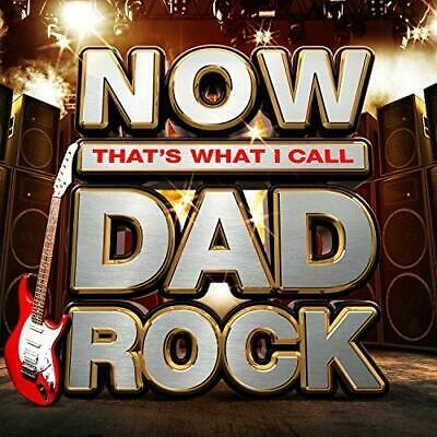 Now That's What I Call Dad Rock [3 Cd] New & Sealed