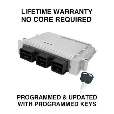 Engine Computer Programmed with Keys 2005 Ford Expedition 5L1A-12A650-JF JRZ5