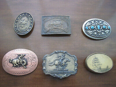 Belt Buckles Lot of