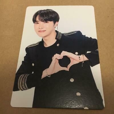BTS J-HOPE WORLD TOUR LOVE YOURSELF SPEAK YOURSELF JAPAN EDITION Photo Card a3