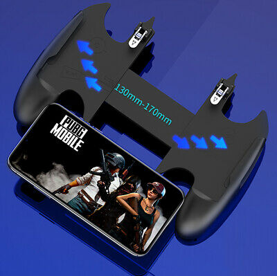 Phone Gaming Controller Gamepad Handheld PUBG Game Fire Trigger For IOS Android