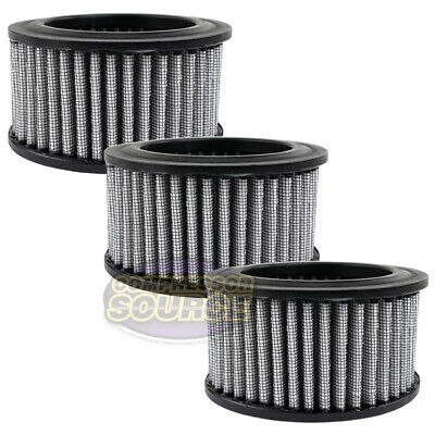 3 Pack Air Compressor Intake Filter Polyester Element with Pre Filter AP425 #15P