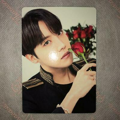 BTS J-HOPE WORLD TOUR LOVE YOURSELF SPEAK YOURSELF JAPAN EDITION Photo Card a4