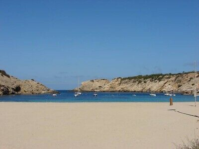 Holiday to Ibiza from London Luton, September 1st-8th. Flights + accomodation.