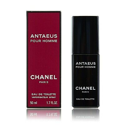 Chanel Antaeus Edt Eau de Toilette Spray for Men 50ml