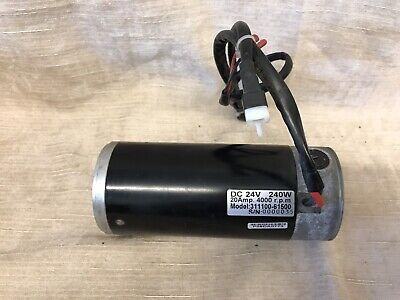 Invacare Orion Mobility Scooter Motor Part Number 311100-61500