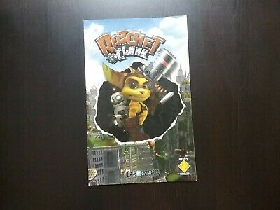 Playstation 2 Ratchet and Clank notice