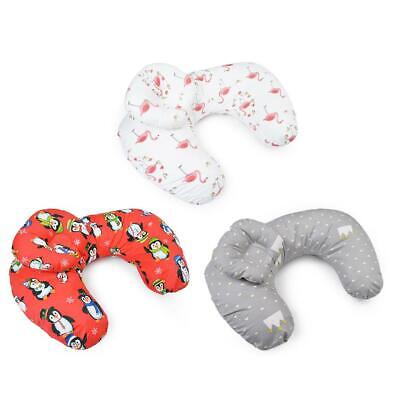 Baby Cuddle U-Shaped Nursing Pillows Maternity Breastfeeding Waist Cushion JF#E