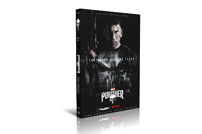 The Punisher - Season 1( new  the complete first season  3 discs) Free shipping