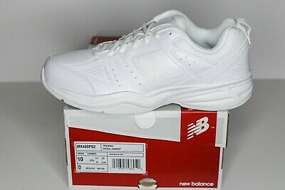 "NEW BALANCE Men's Cross Trainers MX409PS2  D Medium size 10 ""Damage Box"""