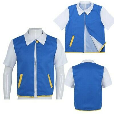 Men Role Play Jacket Holiday Club MovieTrainer Costume Anime Halloween Coat Top