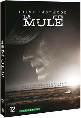The Mule DVD Clint Eastwood New sub Sealed