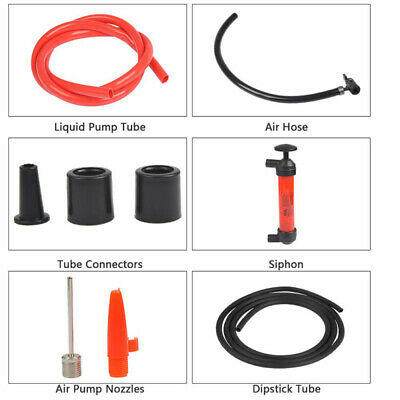 Fluid Extractor Pump Manual Suction Oil Fuel Disel Transmission Transfer Hand we